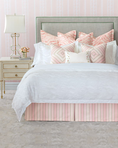 Stratus Cloud King Duvet Cover  and Matching Items