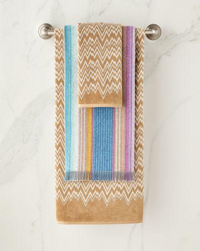 Viviette Bath Towel and Matching Items