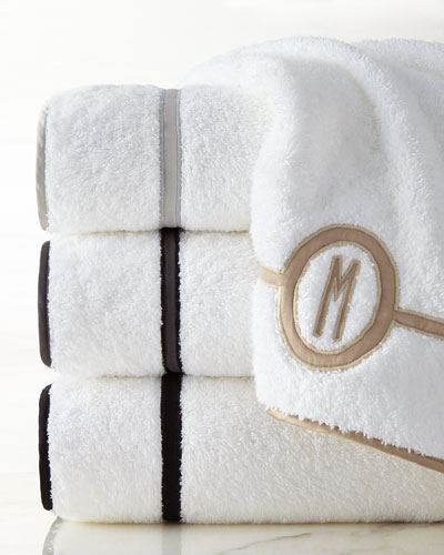 Parterre Bath Towel and Matching Items
