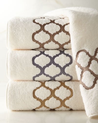 Tangier Bath Towel and Matching Items