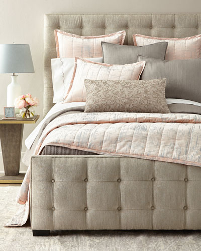 Queen Retro Coverlet and Matching Items
