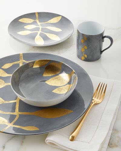 Daphne Gold-Leaf Mug  White and Matching Items