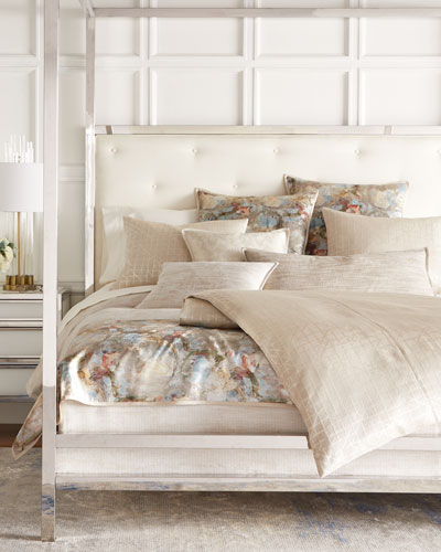 Chevrille Queen Duvet  and Matching Items
