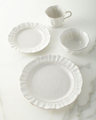 Madeleine Whitewash Coffee/Tea Cup  and Matching Items