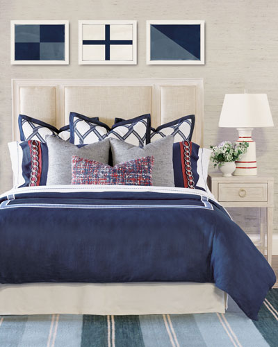 Newport Queen Duvet Cover  and Matching Items