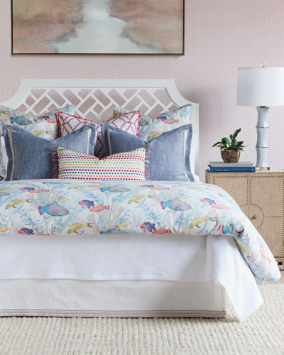 Paloma Queen Duvet Cover  and Matching Items