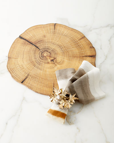 Horizon Dyed Ombre Linen Napkin and Matching Items