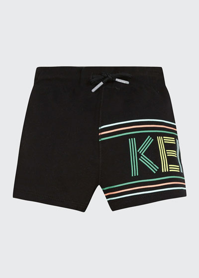 Boy's Wrapped Logo Graphic Fleece Shorts  Size 4-6 and Matching Items