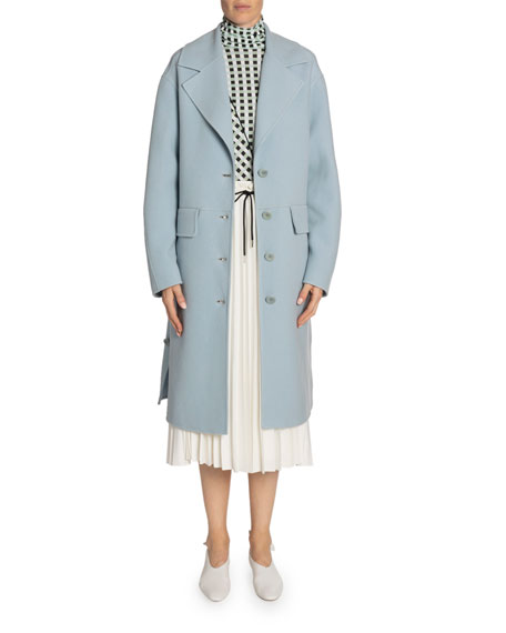 Double-Face Long Coat