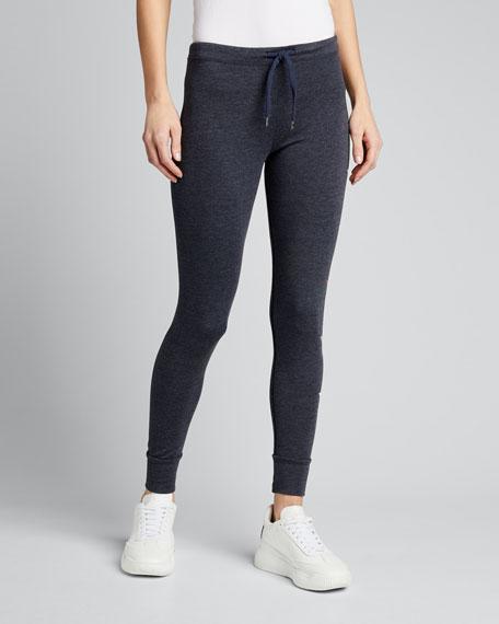 Side Stars Skinny Sweatpants