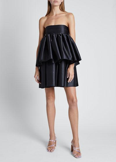 Carmina Strapless Dress