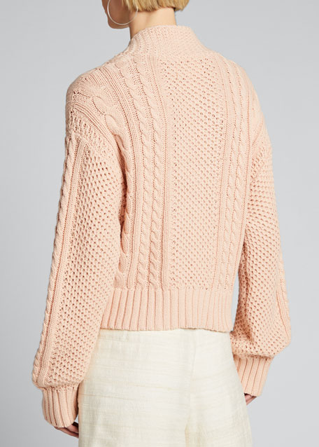 The Cable Montana Cardigan