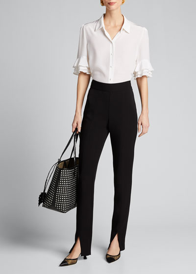 Astor Crepe Pants