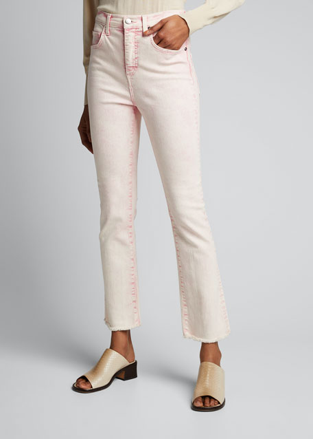 Carly High-Rise Kick Flare Jeans