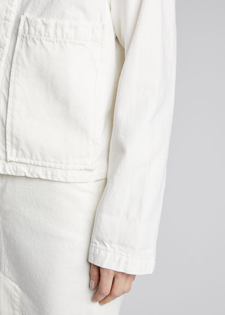 Jane Denim Utility Jacket