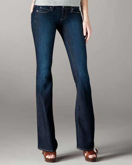 Skyline Fountain Boot-Cut Jeans