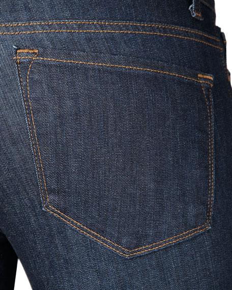 814 Cigarette Pure Mid-Rise Jeans