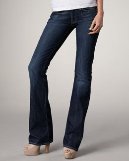 7 For All Mankind Original Boot-Cut Nouveau NY Jeans