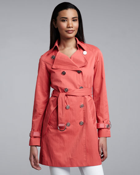 Lilah Trench Jacket
