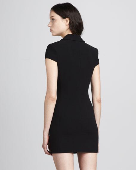 Natalia Double-Breasted Dress