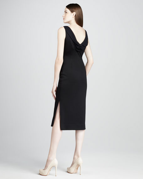 Bristol Cowl-Neck Dress