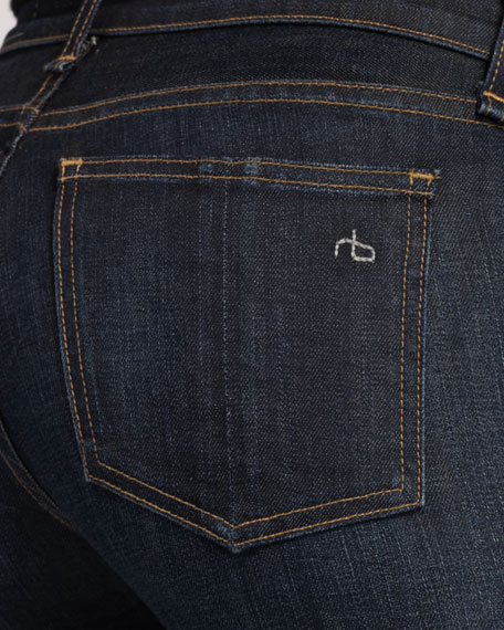 The Skinny Kensington Jeans