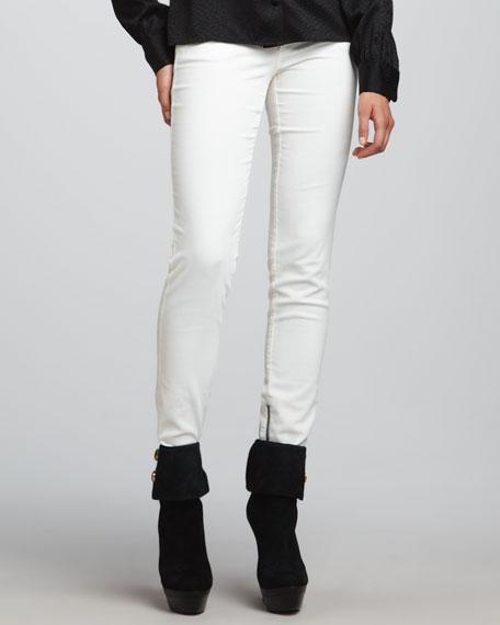 Julie Skinny Corduroy Pants