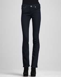 Ballad Slim Boot-Cut Jeans