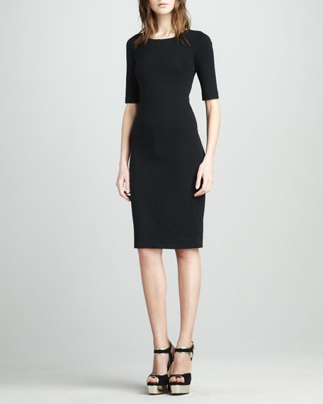 Messon Half-Sleeve Dress