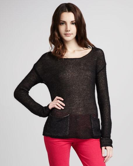 Reversible Sweater