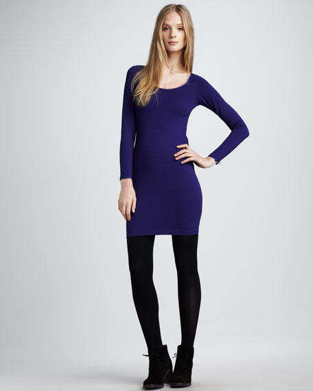 Slim Knit Dress