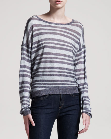 Gansevoort Striped Top