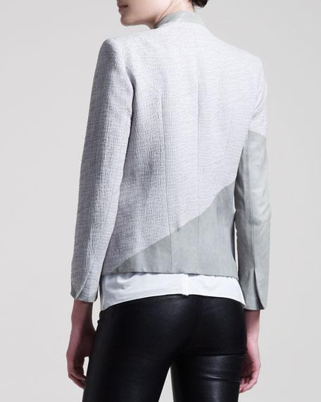 Warped Suiting Blazer