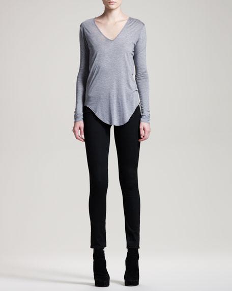 Skinny Jeans, Black