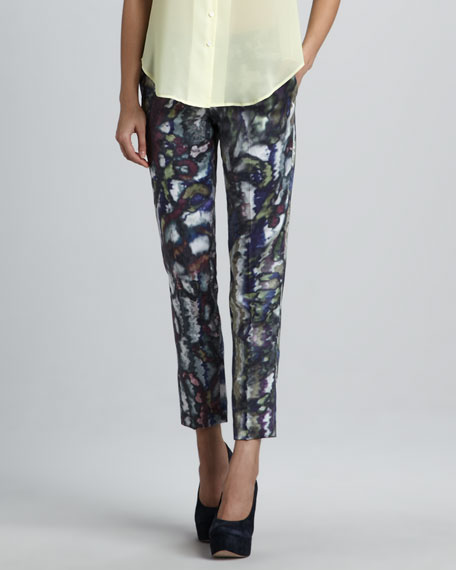 Padgette Printed Pants