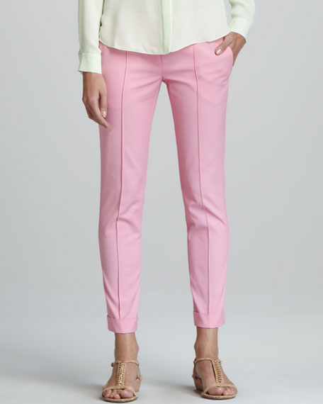 Marsienna T Silk Trousers