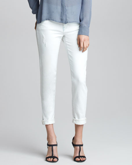Cuffed Relaxed Jeans