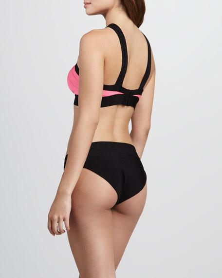Cross-Neck Bandage Bikini