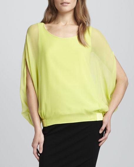 Robyn Silk Top