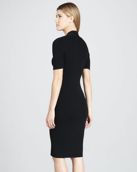 Astrid Merino Sheath Dress