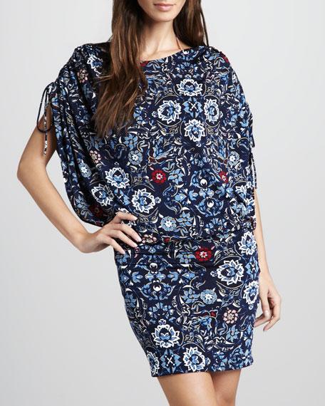 Sciacca Blouson Coverup Dress