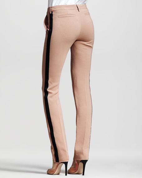 Slim Tuxedo Trousers