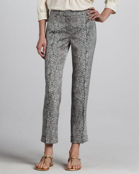 Bilson Printed Pants