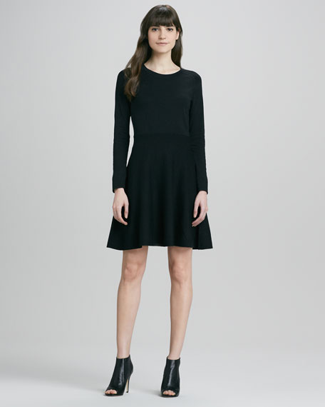 Gleam Annarey Ponte Dress