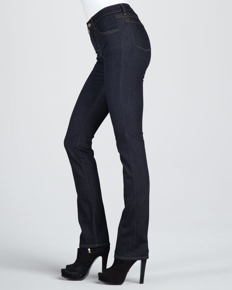 Maria High Rise Skinny in Metropolitan