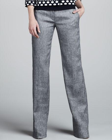 Delaney Tweed Pants