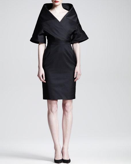 Chalice Portrait Collar Dress