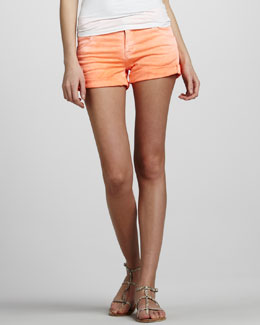 Hudson Hampton Cuffed Shorts