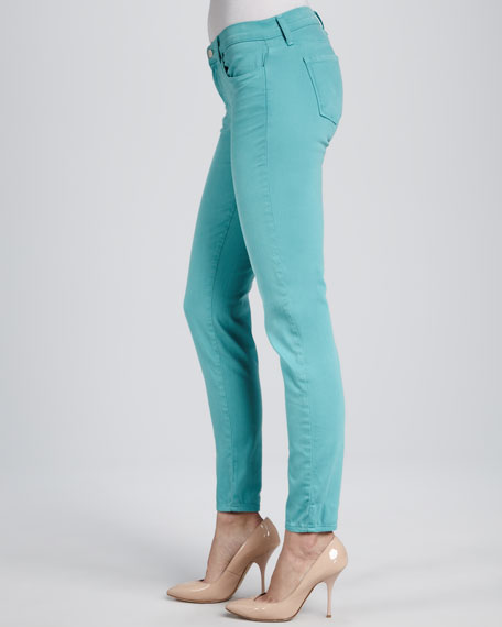 620 Super Skinny Colombia Twill Jeans