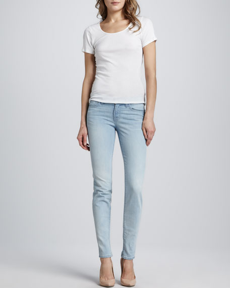 811 Mid-Rise Skinny Jeans, Journey
